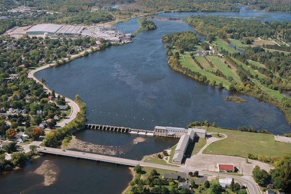 Menominee River Hydro Facilities