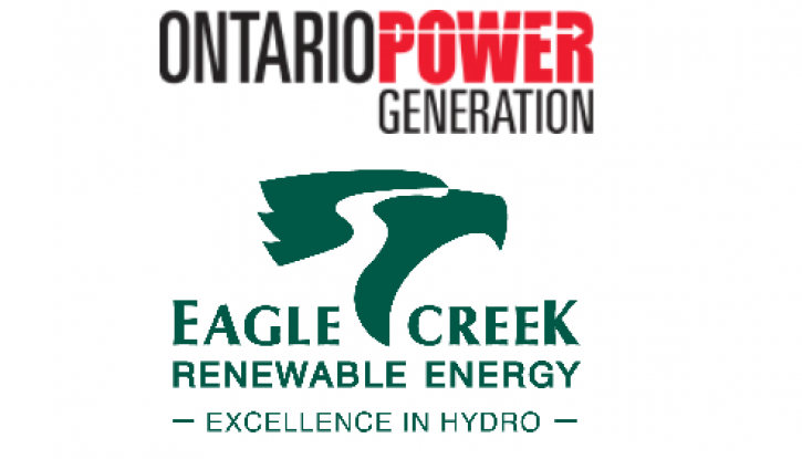 OPG and Eagle Creek logos