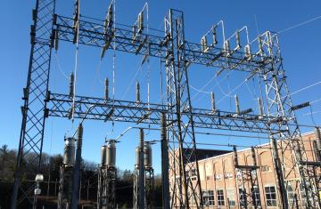 Abenaki Substation